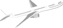 イラストスマホ_飛行機